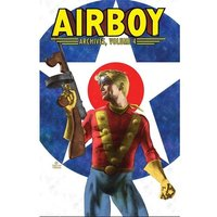 Airboy Archives Volume 4