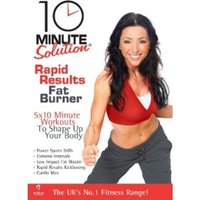 10 Minute Solution Rapid Results Fat Burner DVD
