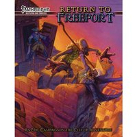 Return to Freeport: An Adventure Series for the Pathfinder RPG Board Game