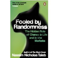 Fooled by Randomness: The Hidden Role of Chance in Life and in the Markets by Nassim Nicholas Taleb (Paperback, 2007)