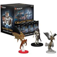 Magic the Gathering Creature Forge Overwhelming Swarm Gravity Feed (24 Packs) Board Game