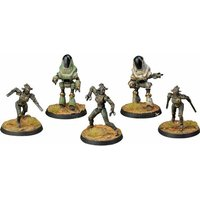 Fallout: Wasteland Warfare- Assaultrons & Protectrons Miniatures (W2)