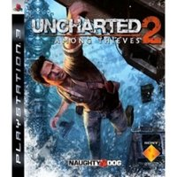 Uncharted 2 Among Thieves Game