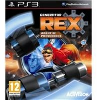 Generator Rex Agent of Providence Game