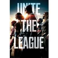 Justice League Movie Team Maxi Poster
