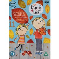 Charlie & Lola Everything Is Different & Not The DVD