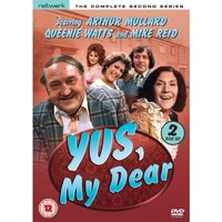 Yus  My Dear - Series 2 DVD