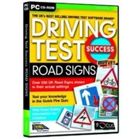 Driving Test Sucess Road Signs