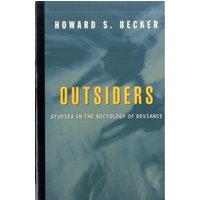 Outsiders by Howard Becker (Paperback, 1997)