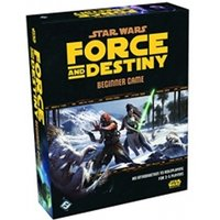 Star Wars Force and Destiny Beginner Board Game