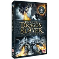 Dawn Of The Dragon Slayer 1&2 DVD