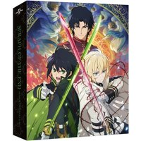 Seraph Of The End: Series 1 - Part 1 [Blu-ray] [2015]