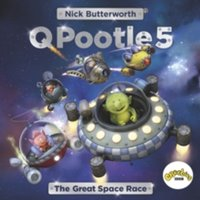 Q Pootle 5: The Great Space Race by Nick Butterworth (Paperback, 2014)