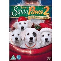 Santa Paws 2 The Santa Pups DVD