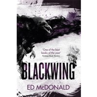 Blackwing : The Raven's Mark Book One
