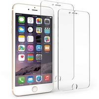 Apple iPhone 6/6S Plus Glass Screen Protector -Twin Pack
