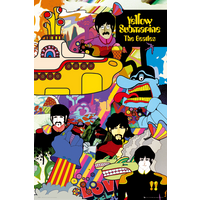 The Beatles Yellow Submarine Maxi Poster