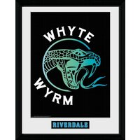 Riverdale Whyte Wyrm Collector Print