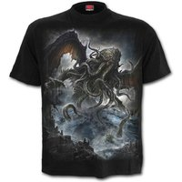 Cthulhu Men's Medium T-Shirt - Black