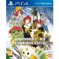 Digimon Story Cyber Sleuth Day One Edition PS4 Game