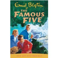 Five Get into Trouble by Enid Blyton (Paperback, 1997)