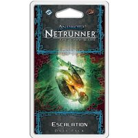 Android Netrunner LCG Escalation Expansion