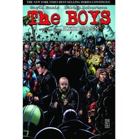 The Boys  Volume 5 Herogasm