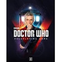 Doctor Who Roleplaying Game Core Rulebook