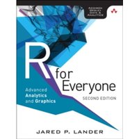 R for Everyone: Advanced Analytics and Graphics by Jared P. Lander (Paperback, 2017)