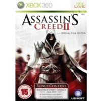 Assassin's Creed II 2 Lineage Special Edition Xbox 360 Game