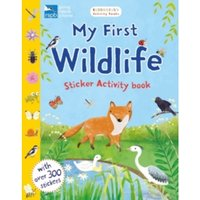 RSPB My First Wildlife Sticker Activity Book by Bloomsbury Publishing PLC (Paperback, 2017)
