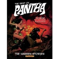 The Best of Pantha: The Warren Stories Hardcover