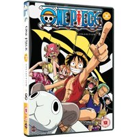 One Piece: Collection 8 DVD