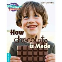 How Chocolate is Made Turquoise Band by Claire Llewellyn (Paperback, 2000)