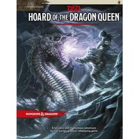 Dungeons & Dragons RPG Tyranny of Dragons Hoard of the Dragon Queen