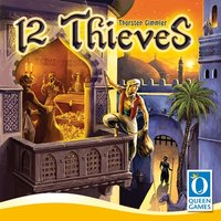 12 Thieves (Revised Edition) Board Game