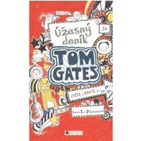 Uzasny denik Tom Gates