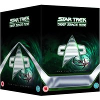 Star Trek Deep Space Nine The Full Journey DVD