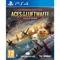 Aces of the Luftwaffe Squadron Edition PS4 Game