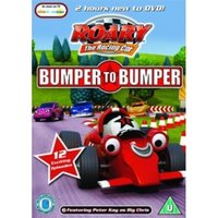 Roary The Racing Car Bumper To Bumper DVD