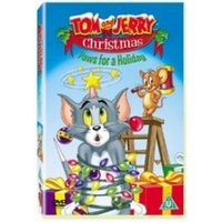 Tom & Jerry Christmas Paws For A Holiday DVD