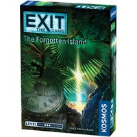 Exit: The Forgotten Island Board Game