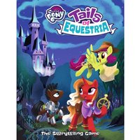 My Little Pony The Festival of Lights: Tails of Equestria Expansion Board Game