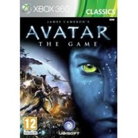 Avatar The Game James Cameron's Game (Classics)
