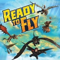 How To Train Your Dragon - Ready To Fly Canvas