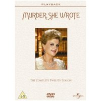 Murder, She Wrote: Season 12 DVD
