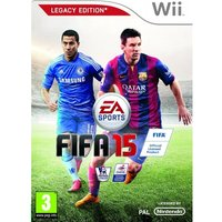 FIFA 15 Wii Game