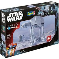 AT-AT (Rogue One A Star Wars Story) Level 2 Revell 1:53 Model Kit