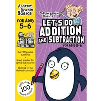 Let's do Addition and Subtraction 5-6 by Andrew Brodie (Paperback, 2016)