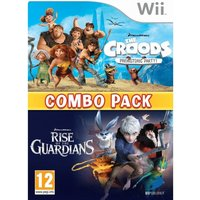 The Croods & Rise of the Guardians Double Pack Game